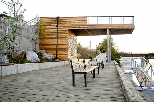 Lighthousenow for Canadian society of landscape architects