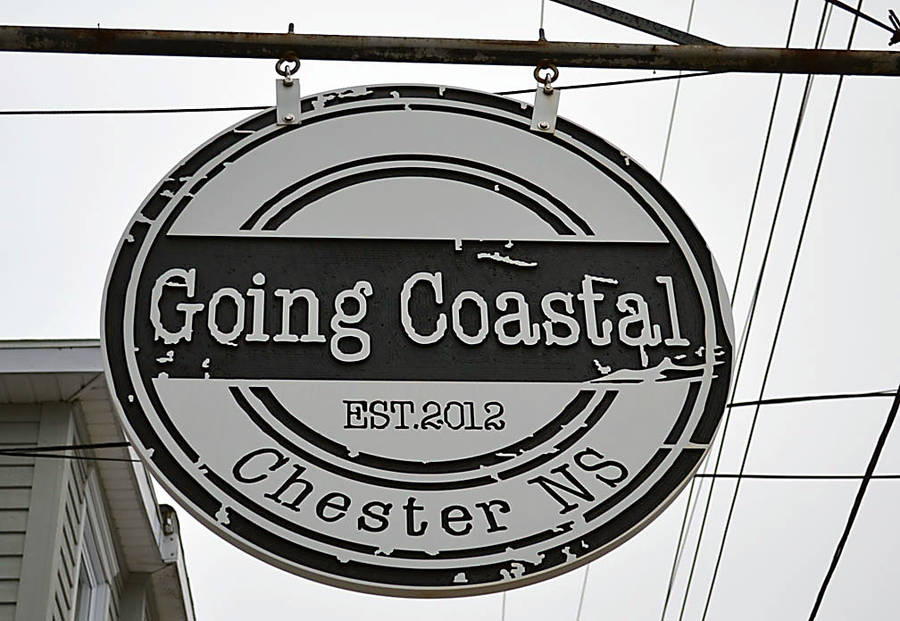 <p>GAYLE WILSON PHOTO</p><p>Robyn Howell and Jeremiah Jamieson opened their Going Coastal retail shop on Chester&#8217;s Queen Street in 2013.</p>