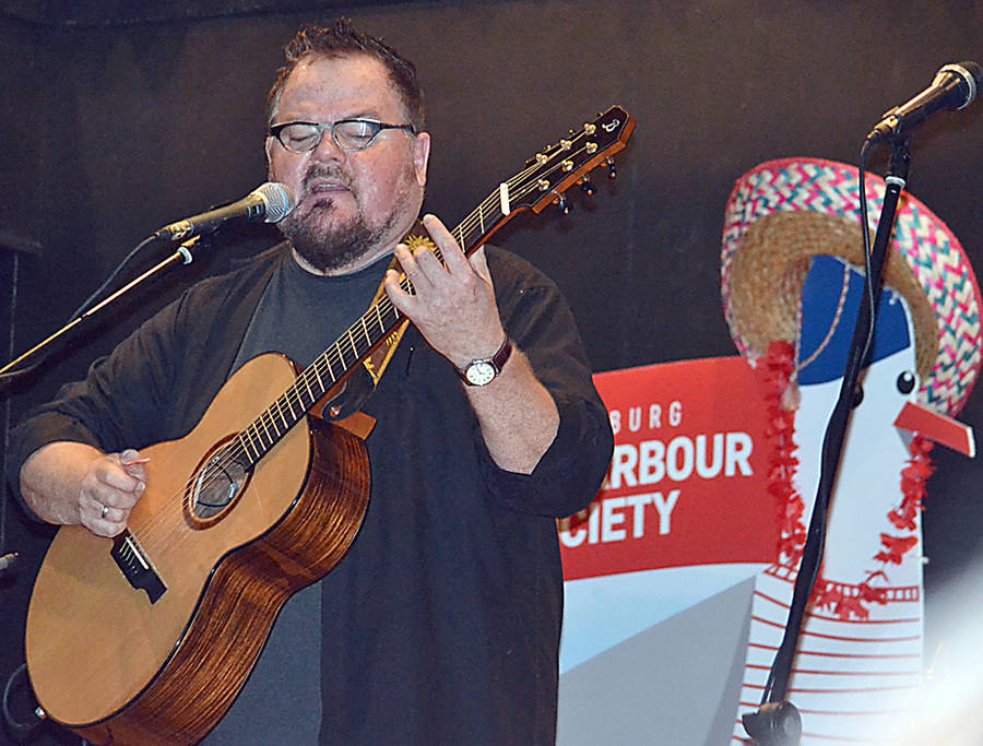 <p>GAYLE WILSON PHOTO</p><p>Guitarist Don Ross, who won the Canadian National Fingerstyle Guitar Championship twice, will be performing at the Lunenburg Folk Harbour Festival August 8.</p>