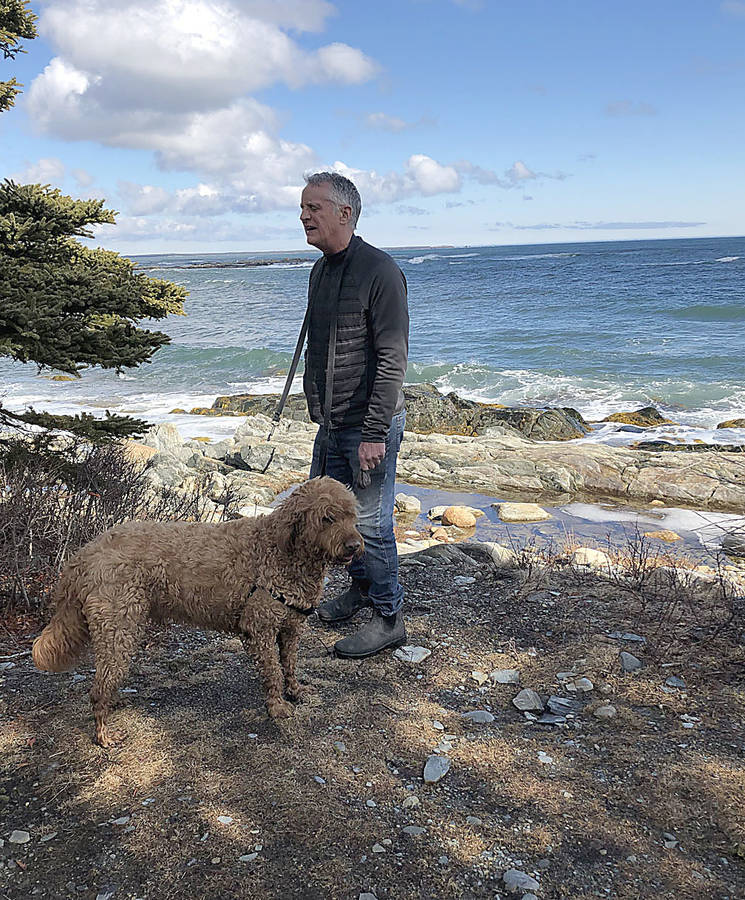 <p>CONTRIBUTED PHOTO</p><p>With his ancestors among the first settlers in Lunenburg, author John DeMont says he has a strong connection to Nova Scotia.</p>