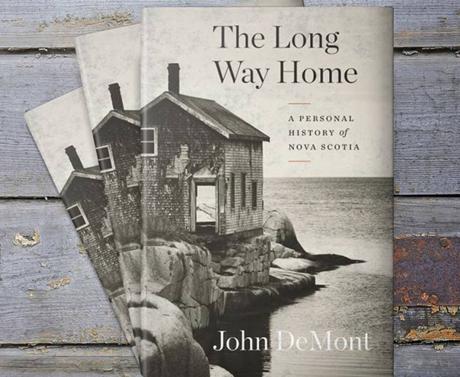 <p>FACEBOOK PHOTO</p><p>John DeMont will be reading from his latest book, The Long Way Home: A Personal History of Nova Scotia., at the Vogler&#8217;s Cove Community Hall August 7.</p>