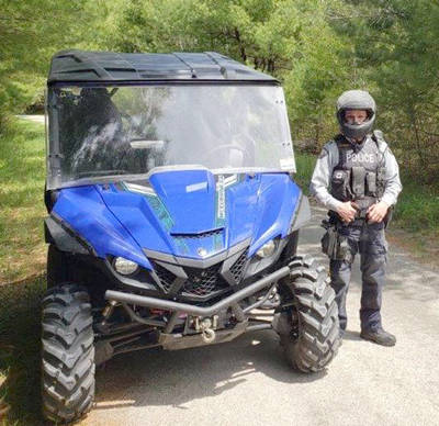 <p>RCMP NOVA SCOTIA, PHOTO</p><p>Law enforcement will be out on shared trails this summer to ensure safe use.</p>