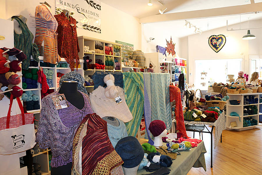 <p>FACEBOOK PHOTO, HAVE A YARN</p><p>Have a Yarn wool shop on Mahone Bay&#8217;s Main Street is open to customers once more, but currently by appointment or for shoppers coming in one at a time.</p>