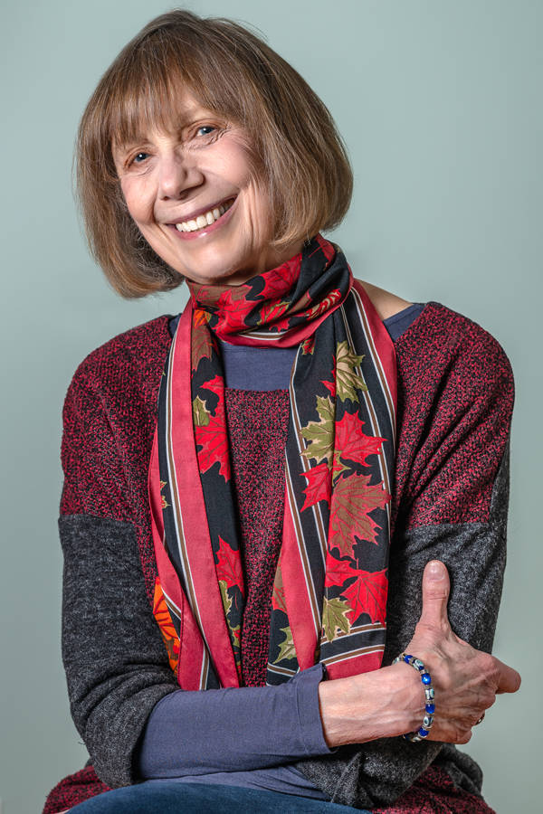 <p>PETER ZWICKER, PHOTO</p><p>Christine Welldon&#8217;s new novel, Kid Sterling, is her first book of fiction.</p>