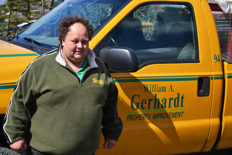 <p>FILE PHOTO</p><p>Businessman William Gerhardt owns a number of companies in Lunenburg County, including Gerhardt Fleet Tech Service on Highway 3 in Hebbville.</p>