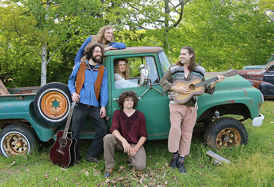 <p>CONTRIBUTED PHOTO</p><p>The Chimney Swifts are among the line-up for the LaHave Folk Festival September 4 to 6 in Farmington</p>