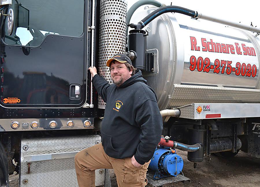 LighthouseNow: Trucking company pumps profit