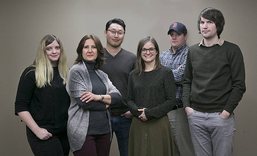 <p>BRITTANY WENTZELL PHOTO</p><p>LighthouseNOW's editorial team is Brittany Wentzell, Gayle Wilson, Michael Lee, Emma Smith, Keith Corcoran and Evan Bower.</p>