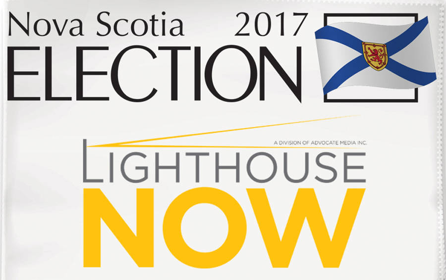 <p>VICKI HINES LOGO</p><p>Nova Scotians go to the polls May 30.</p>