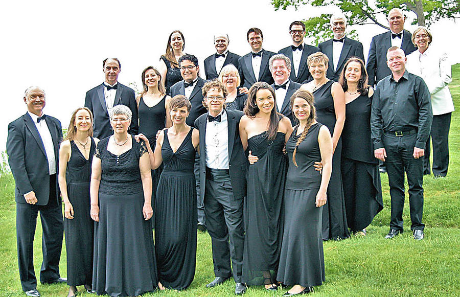<p>CONTRIBUTED PHOTO</p><p>Dr. Elmer Isler founded the Toronto-based Elmer Iseler Singers in 1979. It is one of Canada's leading choral ensembles.</p>