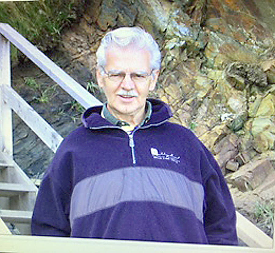 <p>CONTRIBUTED PHOTO</p><p>Recovering from a stroke in April 2016, John MacLean is mobile now and participating in a number of volunteer activities, including as co-honorary chair of the 55+ Games.</p>