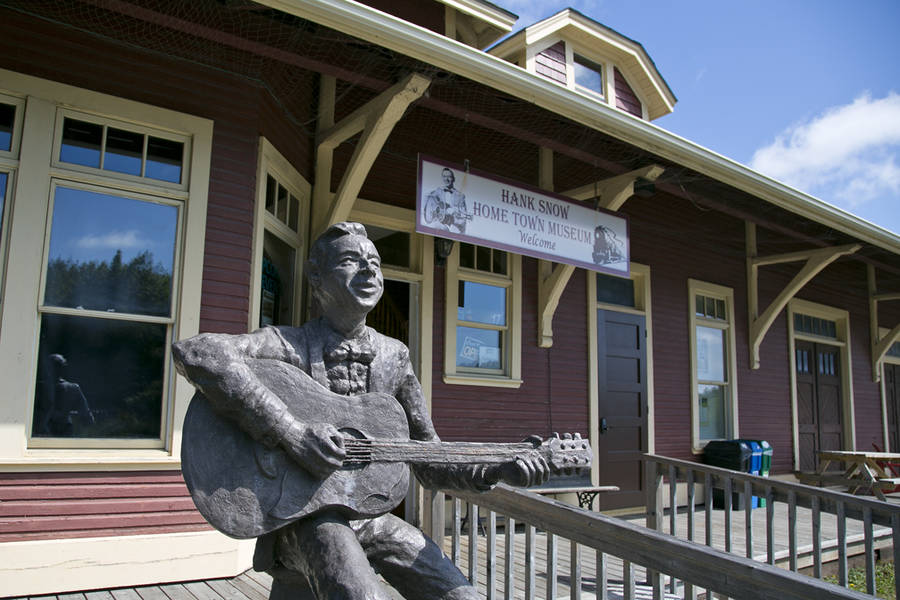 <p>BRITTANY WENTZELL PHOTO</p><p>The Hank Snow Tribute is back in Liverpool from August 17 - 20.</p>