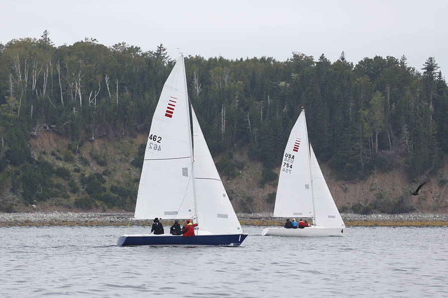 <p>BRITTANY WENTZELL PHOTO</p><p>Dozens of women from across Canada took part in the Sail Canada's Women's Keelboat Championships from September 13 to 17.</p>