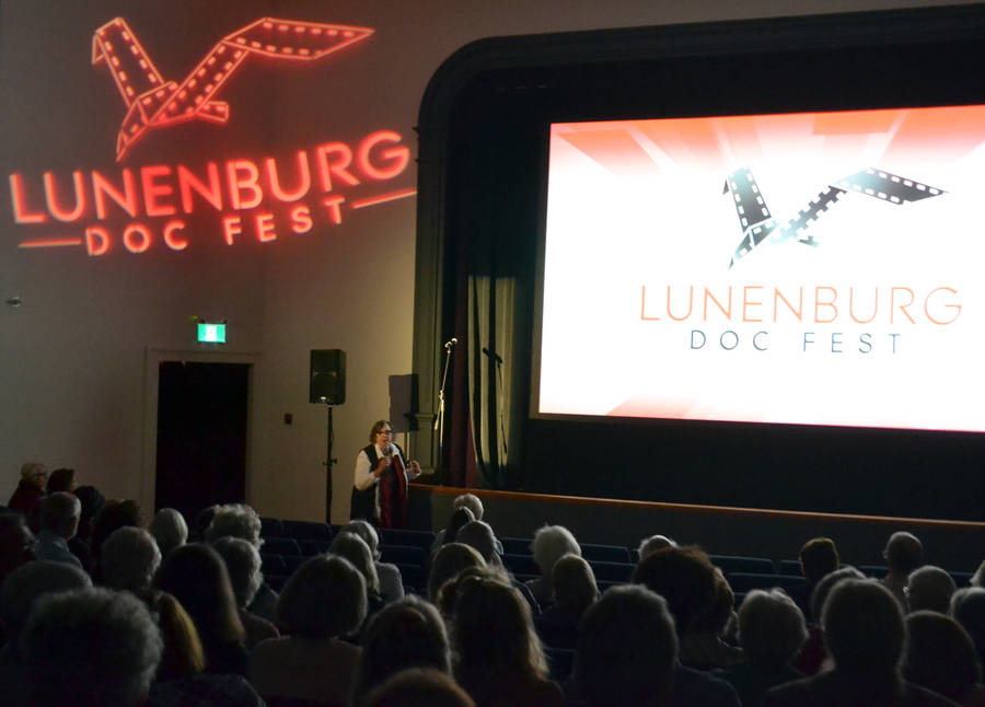 <p>KEITH CORCORAN PHOTO</p><p>A crowd filled the Lunenburg Opera House on September 24 for Doc Fest, multi-day event that celebrates films and film making.</p>