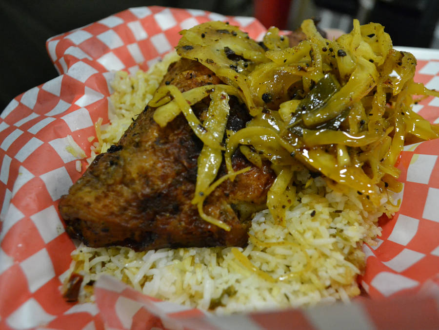 <p>Take away foods from Lamprai & Spice won't just be available at the Lunenburg Farmers' Market. Starting April 4, enthusiasts can also seek out the meals at a spot on Lincoln Street.</p>