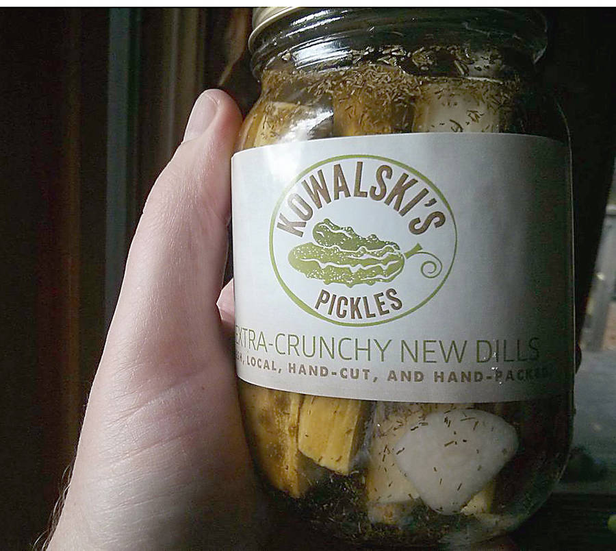 <p>CONTRIBUTED PHOTO</p><p>Kowalski's Pickles are sold in specialty food stores across the South Shore and beginning to make their way into Ontario with the recent distribution deal with Toronto's iconic Harbord Bakery.</p>