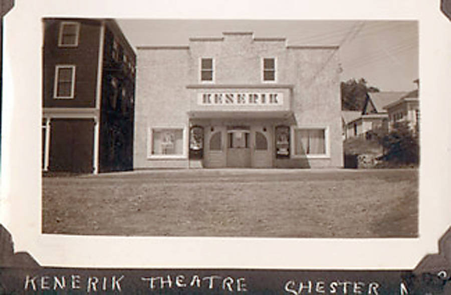 <p>CONTRIBUTED PHOTO</p><p>The Chester Playhouse's origins date back to the late 1930s when the theatre was built by Ken Corkum and Eric Redden.</p>