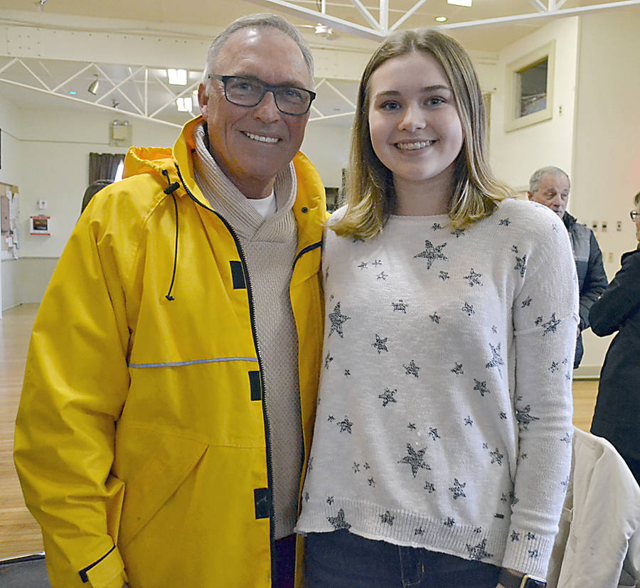 <p>GAYLE WILSON PHOTO</p><p>Don Downe was the mayor of MODL when the municipality first struck a deal with the province on cost-sharing for the replacement of straight pipes feeding into the LaHave River, which was sparked by Bridgewater student Stella Bowles's activism.</p>