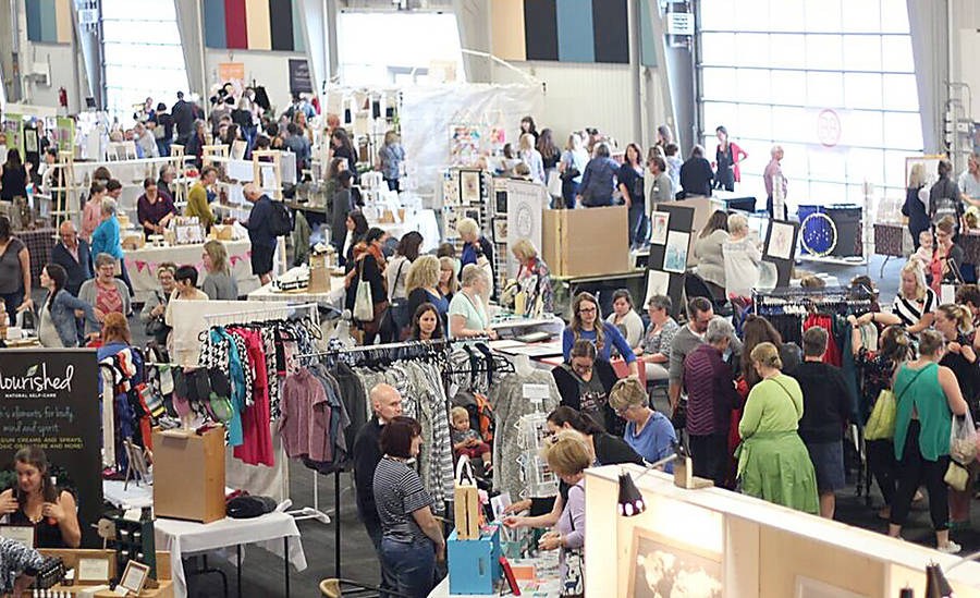 <p>CONTRIBUTED PHOTO</p><p>The Etsy Made In Canada events held in Halifax for the past four years typically have attracted 10,000 to 15,000 shoppers, according to one of the organizers of the event, Jessika Hepburn.</p>
