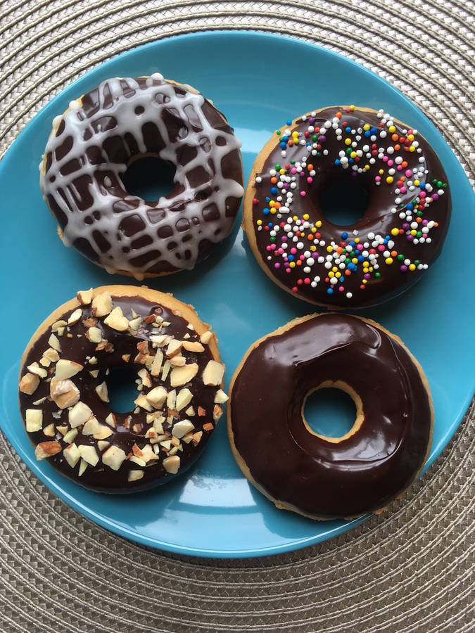 <p>Contributed photo</p><p>Schoolhouse's new vegan donuts.</p>