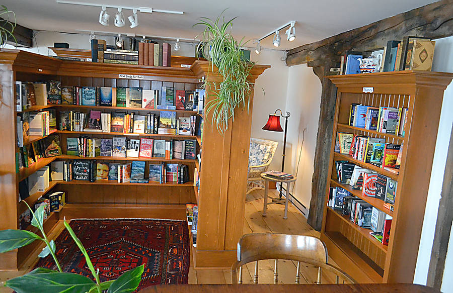 <p>GAYLE WILSON PHOTO</p><p>The inventory at LaHave River Books has grown organically with favourites from the owners as well as recommendations from customers and the publishing industry.</p>