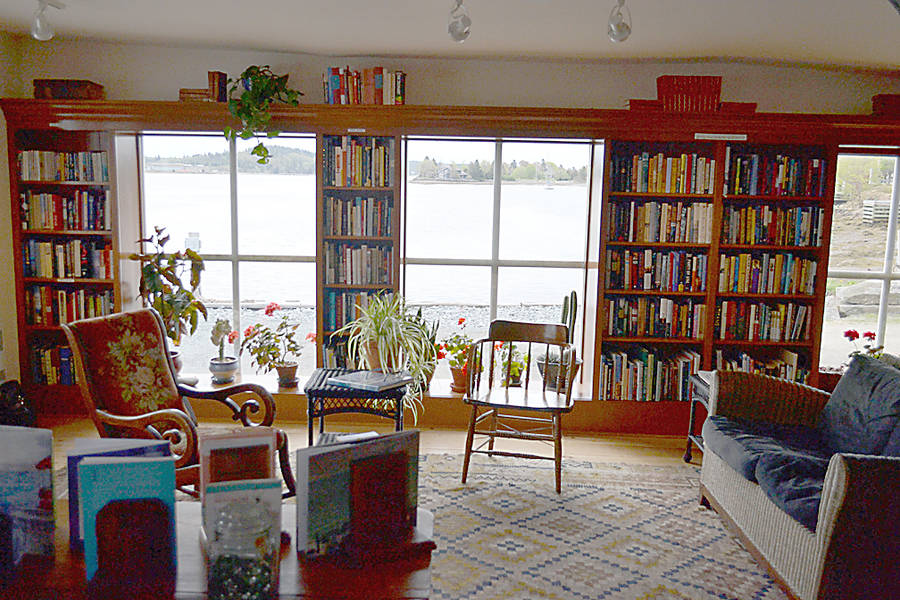 <p>A long way from the digital highway, LaHave River Books promises a homey, community atmosphere for book lovers.</p>