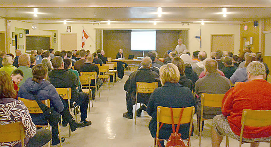 <p>FILE PHOTO</p><p>Lunenburg County residents began gathering at community hall meetings to discuss the problems of rural internet service four years ago, and many are still battling sub-standard connectivity or no connection at all.</p>