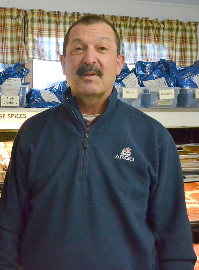 <p>FILE PHOTO</p><p>Gary MacNeil, who took over the ownership of Bridgewater's Greek's Meats in February of this year, has passed away at the age of 60.</p>